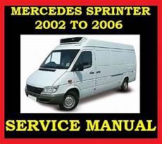 Mercedes Dodge Freightliner Sprinter 2 7l Cdi Workshop