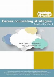 Career Strategies Pdf Career Counseling Strategies A Practical Handbook