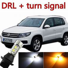 2014 Tiguan Light Removal Free Shipping For Vw Tiguan Accessories 2007 2014 Led