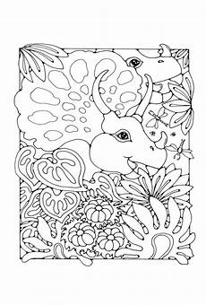 dino mandala unique coloring pages dinosaur crafts mandala