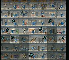 Fallout 4 Skills Chart How To Build Your Perfect Fallout 4 Character Fallout 4