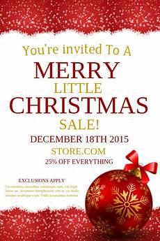 Christmas Poster Templates Customize 2 430 Christmas Retail Poster Templates