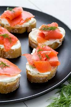 smoked fish crostini recipe dishmaps