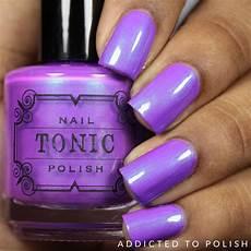 Tonic Polish Light Of Lyra Addicted To Polish Tonic Polish Debut Collection Swatches