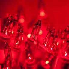 Red Christmas Lights With White Wire White Christmas Lights 100 Red Christmas Tree Mini