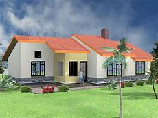 simple 3 bedroom bungalow house plans design hpd consult
