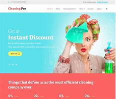 Cleaning Services Ads 8 Best Cleaning Services Wordpress Themes For 2019