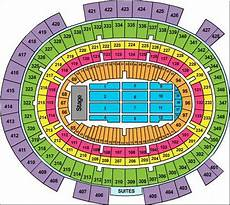 Square Garden Seating Chart For Motley Crue