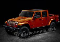 2019 jeep 4 door truck our 2019 jeep jt info and preview images