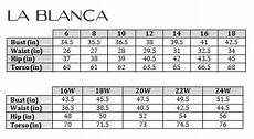 La Senza Size Chart Plus Size Chart Amp Fit Guide Always For Me