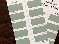 Benjamin Moore Paint Sheen Chart How To Guide Paint Finishes And Sheens Itech Painters