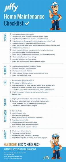 House Maintenance Checklist Our Annual Home Maintenance Checklist