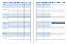 Student Subject Planner Printable Weekly Student Planners
