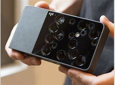Light L16 camera hands on review: Does this 16 eyed