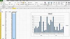 Charts And Graphs Microsoft Excel 2010 How To Make A Bar Graph In Microsoft Excel 2010 For