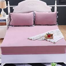 high quality waterproof and breathable bed sheet fitted