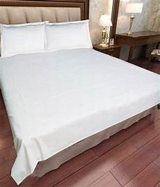 scala plain white bed sheets buy scala plain