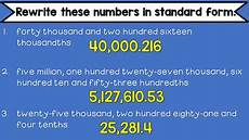 Powerpoint On Place Value Decimals And Place Value Powerpoint By Deb Hanson Tpt