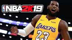 nba 2k19 nba 2k19 take the crown official gameplay trailer
