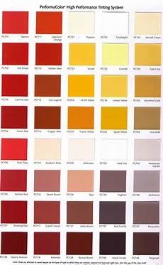 Automotive Color Charts Online Ppg Paint Color Samples