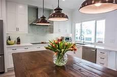 Copper Pendant Light Kitchen Copper Pendant Lighting Accents White Inset Kitchen