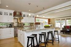 kitchen island seats 4 20 beautiful kitchen islands with seating