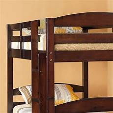 bunk bed espresso sturdy solid wood and 50 similar items