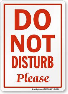 Do Not Disturb Signs Printable Do Not Disturb Please Sign Office Courtesy Signs Sku S