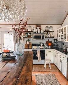 decorating kitchen ideas 28 warm and inviting fall kitchen decorating ideas to diy