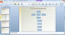 Smartart Organization Chart Powerpoint 2010 How To Use Smartart In Microsoft Powerpoint 2010