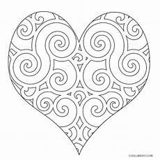 Malvorlagen Herzen Kostenlos Ausdrucken Free Printable Coloring Pages For