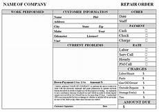 Auto Repair Bill Template 8 Car Servicing Bill Format Sample Travel Bill