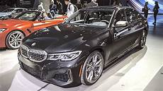 bmw m340i 2020 new 2020 bmw 3 series arrives with m series aspirations