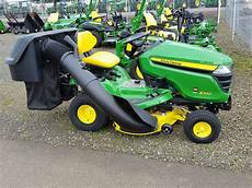 2014 deere x300 lawn garden and commercial mowing