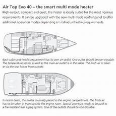 At40 Chart Store Webasto Airtop Evo40 Diesel Heater Marine Kit Tamar Marine