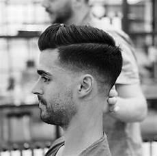 kurzhaarfrisuren männer business hair styles rafthebarber
