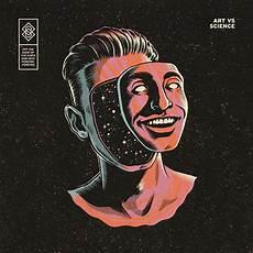Album Cover Art Design Software Art Vs Science Album Cover On Behance