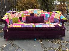 Patchwork Sofa Cover 3d Image sofa and custom patchwork slipcover