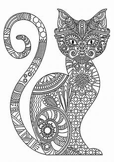 cat coloring pages for adults best coloring pages for