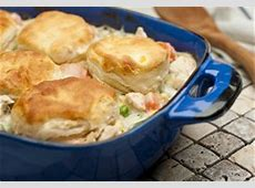 Easy Chicken and Biscuits   RecipeLion.com