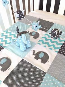pin de lar en fofuplanas baby sewing baby pachy the elephant baby crib quilt blue by alphabetmonkey