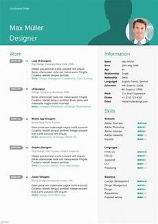 Simplicity Resume Swiss Style Resume Template Download For Word