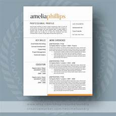 Modern Resume Templates Free Word Modern Resume Template For Word 1 3 Page Resume Cover