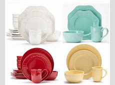Food Network 16pc Dinnerware Sets only $38 Shipped (Reg