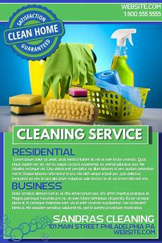 Free Cleaning Flyer Templates Copy Of Cleaning Service Postermywall