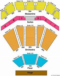 Horseshoe Casino Seating Chart Indiana Concert Tickets Seating Chart The Venue At