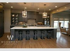 Elegant Kitchen Cabinets by Woodmont Cabinetry! Style: Stockholm   Wood: Maple   Color: Black