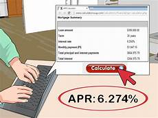 Credit Card Apr Calculator How To Calculate Annual Percentage Rate 12 Steps With