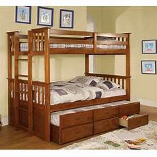 bunk bed w trundle build