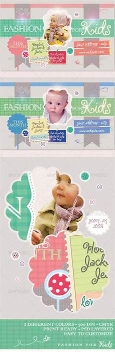 Kids Flyers Fashion For Kids Flyer Template By Touringxx Graphicriver